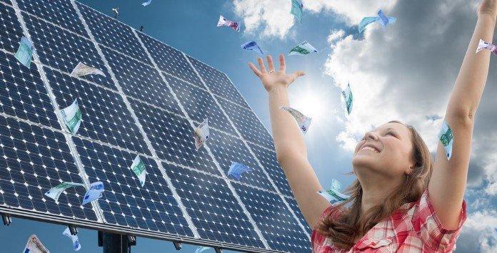Preço da energia solar fotovoltaica para comércios e indústrias