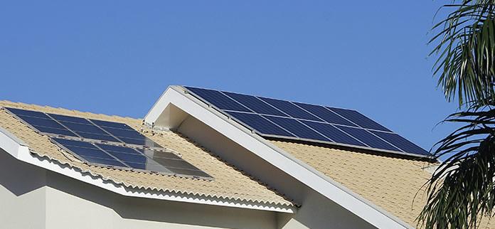 Alugar o telhado do vizinho para instalar painéis fotovoltaicos