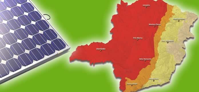 Energia Fotovoltaica em Minas Gerais